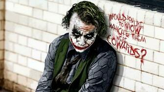 Batman Joker Dark Knight HD Wallpaper of Movie   hdwallpaper2013com