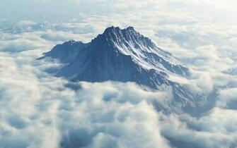 1440x900 Mount Olympus desktop PC and Mac wallpaper