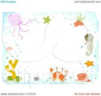 Sea Border Clip Art Images Pictures   Becuo
