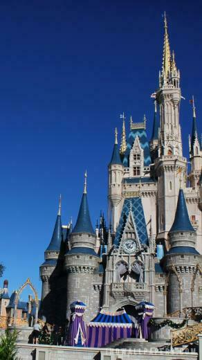 Disney Castle HD Wallpaper   iHD Wallpapers
