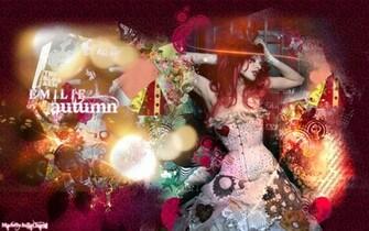 Emilie Autumn Wallpaper by juliachang