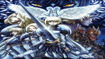 Anime Claymore Wallpaper 1920x1080 Anime Claymore