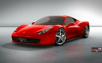 Ferrari 458 Italia Wallpapers for Widescreen Monitor