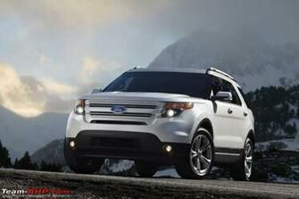 Cars Wallpapers and Images Ford 2012 New Endeavour