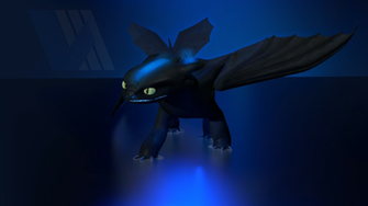 Night Fury 1440 BG2 V3D