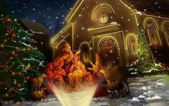 Beautiful Christmas Wallpapers   Wallpapers Collection