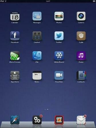 Show us your iPad Mini Lock and Home screen   Page 3   iPhone iPad