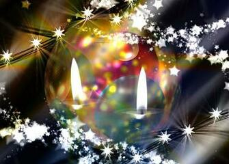 19 Great Candle Themed Christmas Wallpaper or Xmas Background