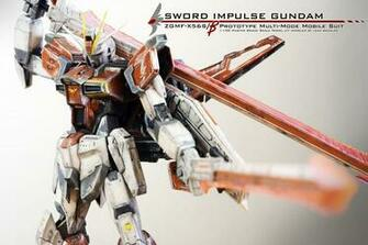 Impulse Gundam Wallpaper wwwgalleryhipcom   The