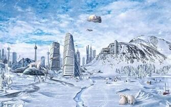 Beautiful Winter Wallpapers for Desktop HD wallpaper background