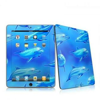 iPad iPad 2010 1st Gen Swimming Dolphins Apple iPad 1st Gen Skin