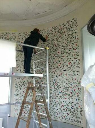 Repairs Wallpapering Corners Tips Repair Wallpapering Corners Tips
