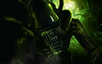 Alien Desktop Wallpapers FREE on Latorocom