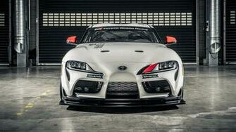 Toyota GR Supra GT4 Concept 2019 5K Wallpaper HD Car Wallpapers
