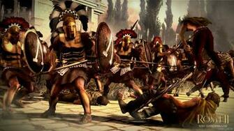 Total War Rome II   Screenshot Galerie pressakeycom