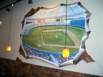 Baseball Wallpaper Murals