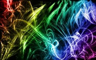 Anything and Everything images Neon Rainbow Wallpaper HD wallpaper