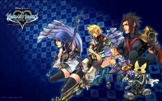 Kingdom Hearts 2 background image Kingdom Hearts 2 wallpapers