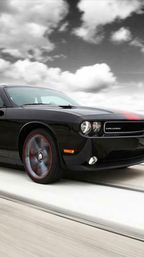 Dodge challenger 02 Wallpapers for Galaxy S5