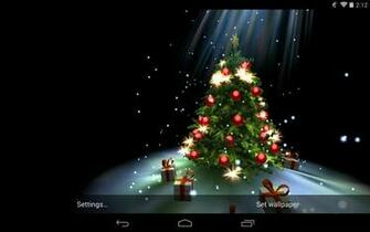 Pics Photos   3d Christmas Tree Wallpapers