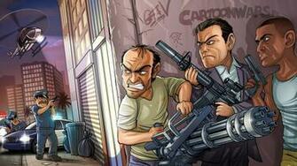Grand Theft Auto V Wallpaper in 1920x1080