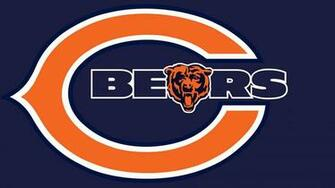Chicago Bears logo wallpaper