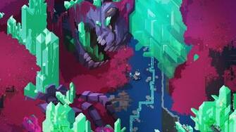 Hyper Light Drifter Game Wallpaper 61526 1920x1080px