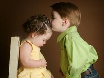 Cute Boy Kiss Wallpapers   1400x1050   287367