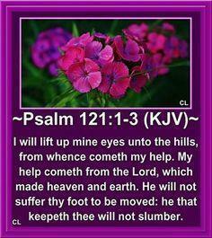 Psalm 11990 91 KJV KJV Scripture   TLC Creations