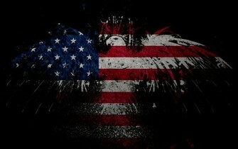 Flag Eagle Wallpaper   Download Full HD American Flag Eagle Desktop