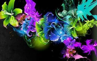 Color Abstract Wallpaper HD Wallpaper