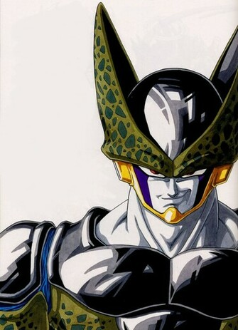 CELL   Dragon Ball Z Wallpaper