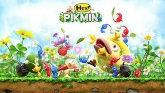 Hey Pikmin Characters UHD 4K Wallpaper Pixelz