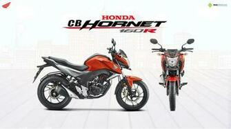 All new Honda CB Hornet 160R
