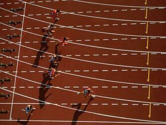 Good Start   Sports Wallpaper Image featuring Athletics