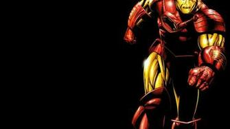 Iron Man Comic HD Wallpaper Background Images