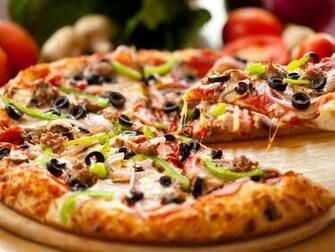 Food Delicious Pizza Wallpaper HD Wallpaper WallpaperMinecom