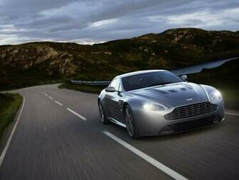 Aston Martin V12 Vantage Wallpapers and Background Images   stmednet