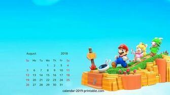 august 2019 calendar hd wallpaper Calendar 2019 Wallpapers in