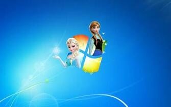 Frozen Windows Desktop Wallpaper By Doragoon by Doragoon on