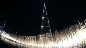 Burj Khalifa The Dubai Fountain Wallpapers HD Wallpapers