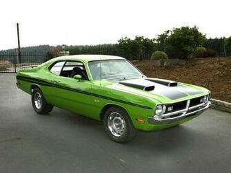 1971 Dodge Demon muscle cars hot rod wallpaper 1600x1200 35623