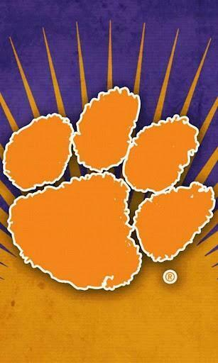 Pin Clemson Tigers Wallpaper Collection Sports Geekery