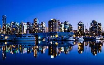 Vancouver Cool Great View HD Wallpapers