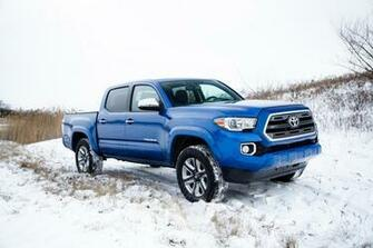 2016 Toyota Tacoma Hd Wallpapers Download