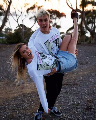 Jake Paul Wallpaper Gallery   Jake And Alissa Violet 14396   HD