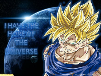 GOKU SUPER SAIYAN WALLPAPER Photo by super vegetto bucket