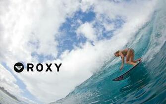 Roxy Girl Surf Wallpaper Surfing Wallpaper