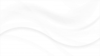 White abstract flowing wavy motion background Video animation