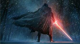 Kylo Ren Star Wars The Force Awakens HD Wallpaper   iHD Wallpapers